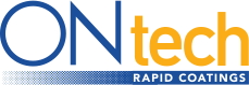 ONtech Rapid Coatings Logo