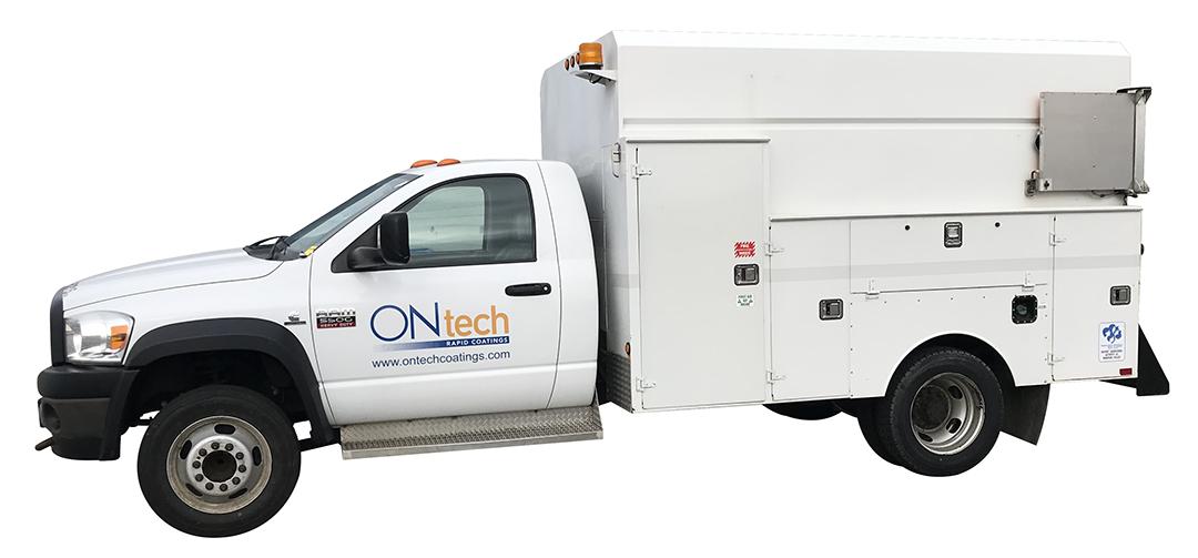 ONtech Van
