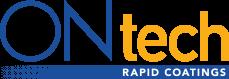 ONtech Rapid Coatings Logo